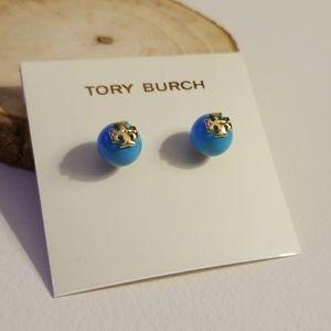Tory Burch Evie pearl earrings